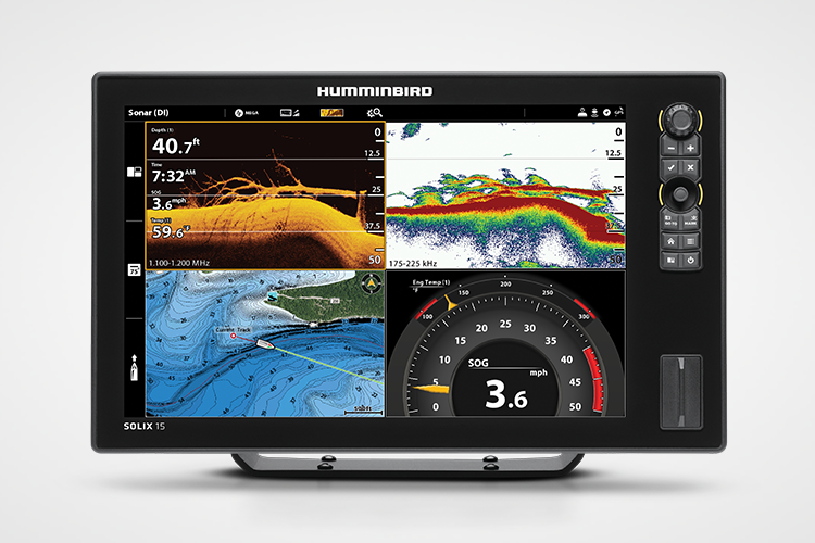 Humminbird Solix Fishfinder